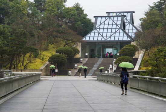 The Miho Museum - Picture of Miho Museum, Koka - TripAdvisor