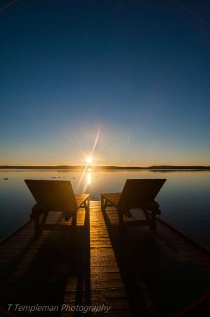 Eumarella Shores Noosa Lake Retreat: Jetty