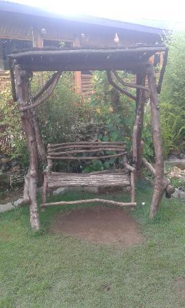 Queens Wood Cottage: Garden
