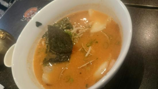 Nao Japanese Restaurant: Spicy Ramen