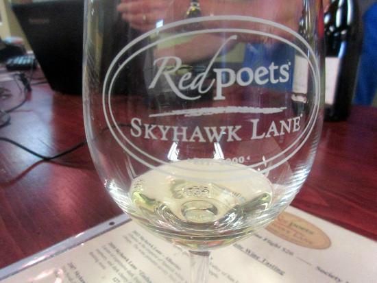 Skyhawk Lane & Red Poets: Skyhawk Lane and Red Poets Tasting Room, South Lake Tahoe, Ca