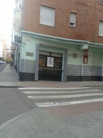 Cafe bar antojo zamora coment rios de restaurantes for Bar restaurante el jardin zamora