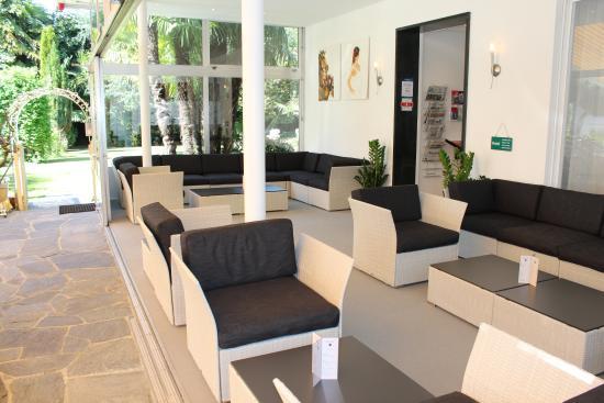 Hotel Luna : Lobby