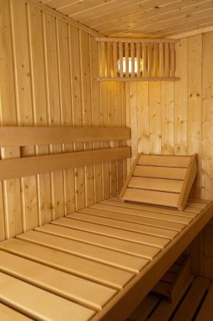 Arena sauna