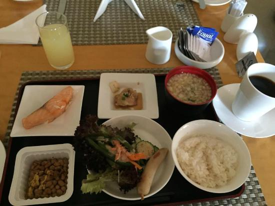 Hotel Nikko Shanghai: 朝食ブッフェ