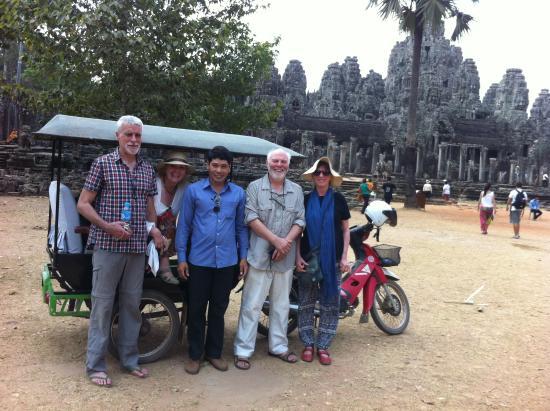 Angkor Driver Ty