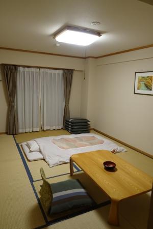 Hotel Ichinose: 部屋
