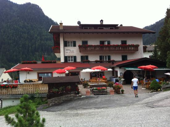 Sporthotel Platz: vista esterna