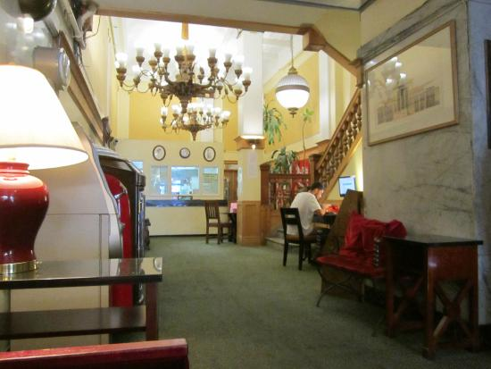Aida Hotel : lobby and reception