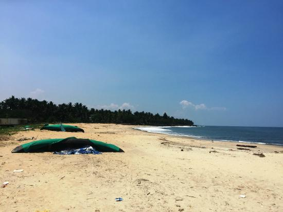 Kodungallur, India: Munambam beach