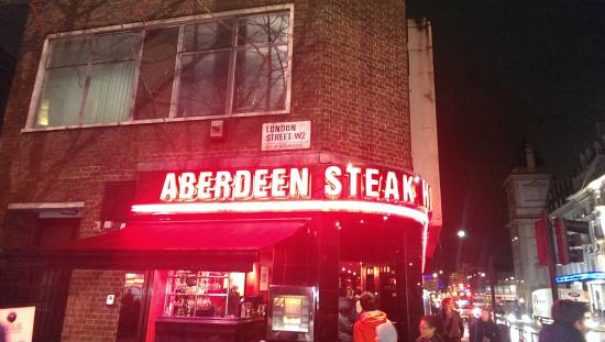 Aberdeen Steak House