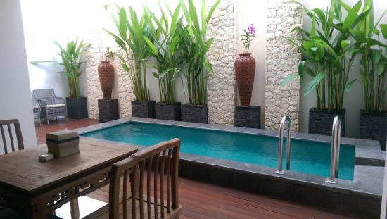 Pool Inside Our Roomm Yeayyyy Picture Of Bali Sunset Villa