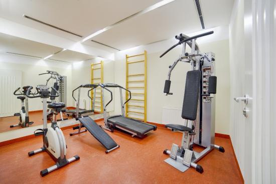 Mamaison Residence Belgicka Prague: Fitness