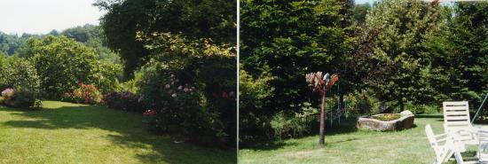 Angoli giardino foto di cascina nel bosco marentino for Foto angoli giardino
