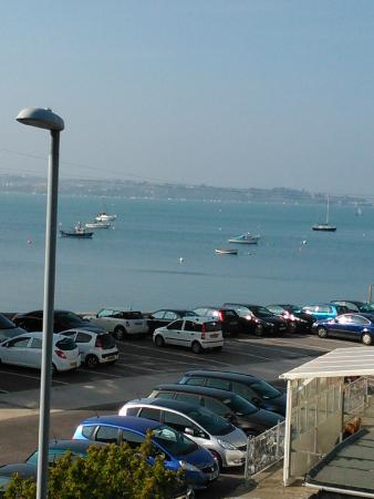 View of Harbour from Room 3