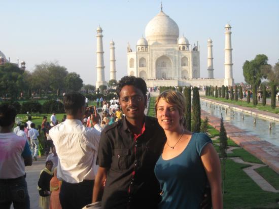 DolphInn Homestay: in Taj mahal