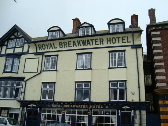 The Royal Breakwater Hotel