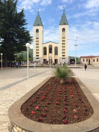 Hotel Luna: Chiesa di San Giacomo