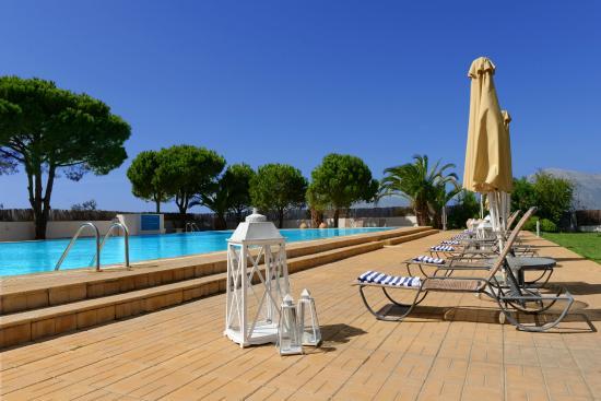swimming pool picture of airotel achaia beach patras tripadvisor rh tripadvisor com