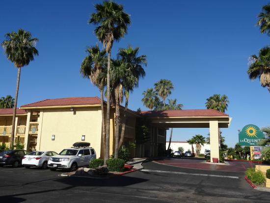 La Quinta Inn Tucson East : LA QUINTA TUCSON Arizona.