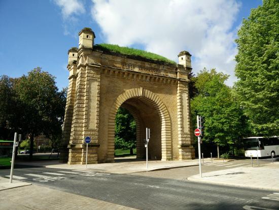 Porte serpenoise photo de porte serpenoise metz for Porte 12 tripadvisor