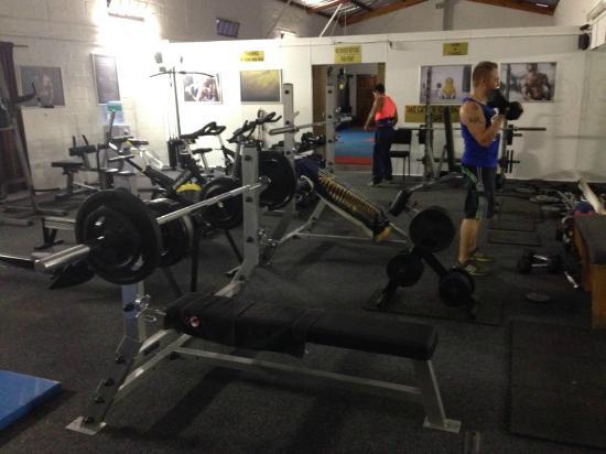 Elkoweru Guest House: Elkoweru Has its own Gym