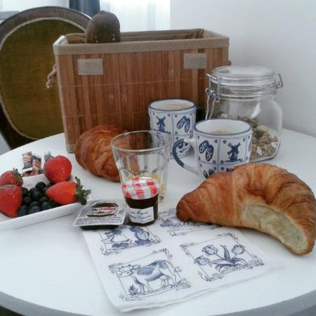 Bed & Breakfast Helmers: Superb breakfast