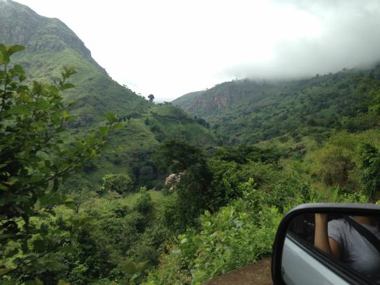 Mombo, Tanzania: Views