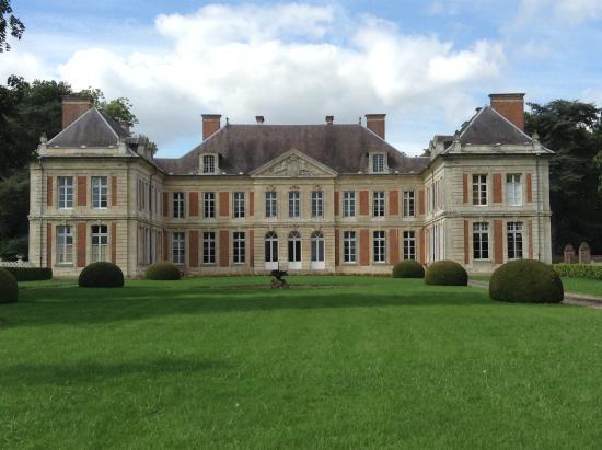 Château de Courcelles-sous-Moyencourt