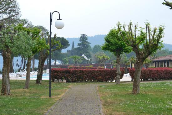 Le Corti del Lago : jardins