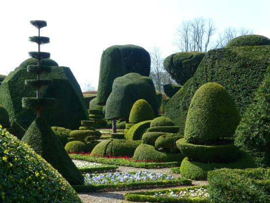 Kendal, UK: Levens Hall Topiary Gardens