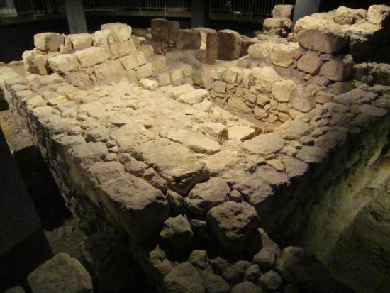 Herodian Quarter/Wohl Archaeological Museum : The excavated site