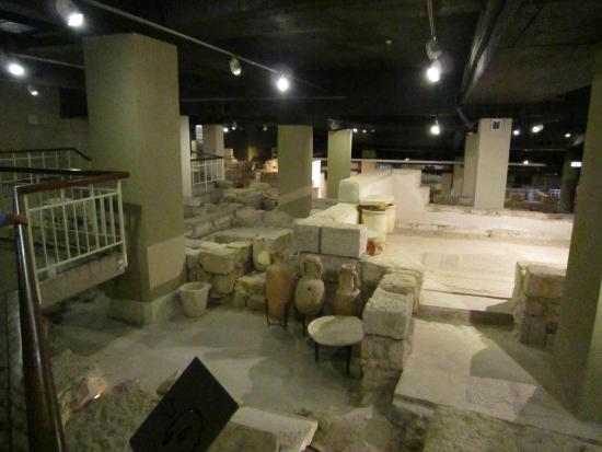 Herodian Quarter/Wohl Archaeological Museum : The museum