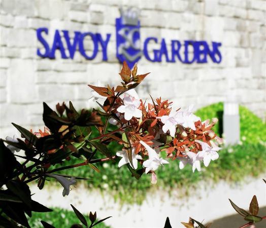 TUI SENSIMAR Savoy Gardens: Entrance garden
