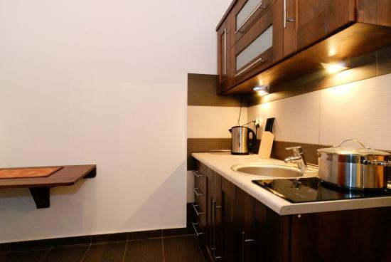 P&J Apartamenty Sw. Krzyza: Apartament z jedną sypialnią/ One Bedroom Apartment