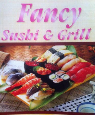 Fancy Sushi & Grill: The perfect beach snack
