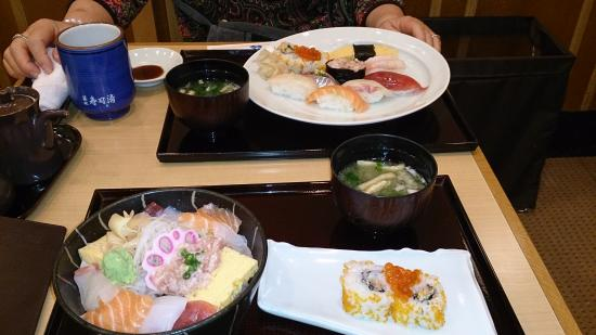 Edomae Zushi Tsukiji Sushisei Matsudo