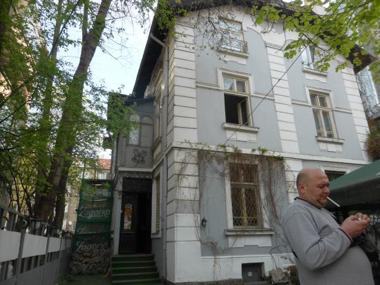 Hotel The House : Fachada de entrada