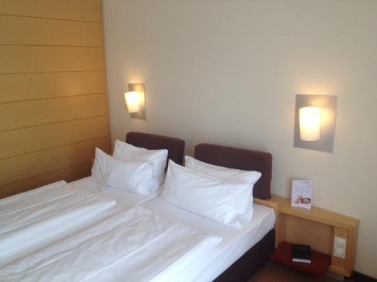 centrovital Hotel Berlin: Zimmer