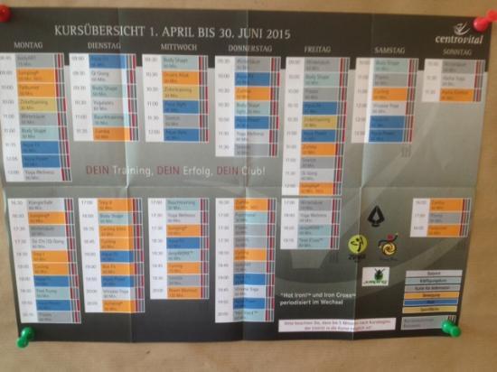 centrovital Hotel Berlin: Fitness/Wellness Angebot