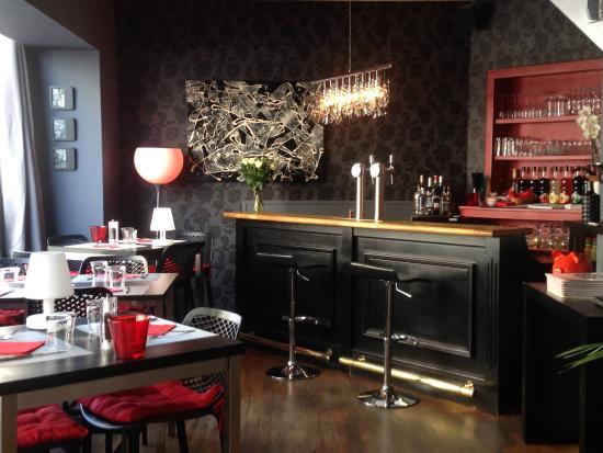 rez de chauss e picture of l 39 etage orleans tripadvisor. Black Bedroom Furniture Sets. Home Design Ideas