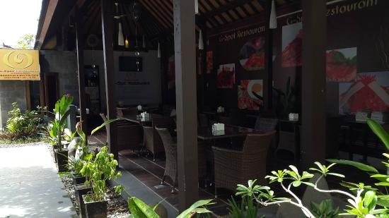 Gosyen Hotel: Resto