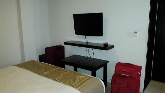 Gosyen Hotel: Di Dalam Kamar