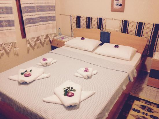 Mehtap Hotel Dalyan: Bedroom