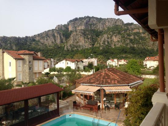 Mehtap Hotel Dalyan: View