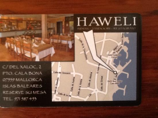 Haweli Indian Tandoori Restaurant: photo0.jpg