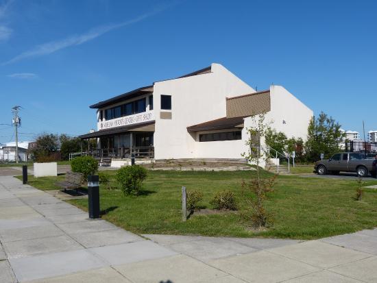 Crisfield, MD: J. Millard Tawes Historical Museum