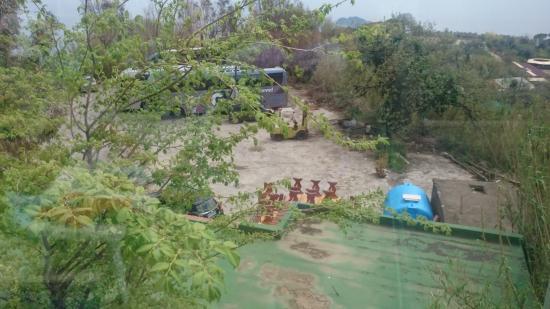 Tui Sensimar Grand Hotel Nastro Azzurro: sea view from poolside