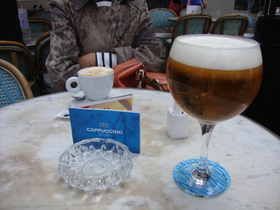 Cappuccino Palau March : Cheers Beers