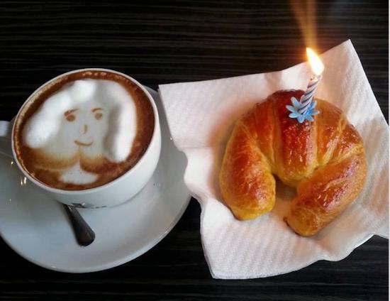 Favoloso Colazione con sorpresa per il compleanno di un'amica! - Foto di  WM93